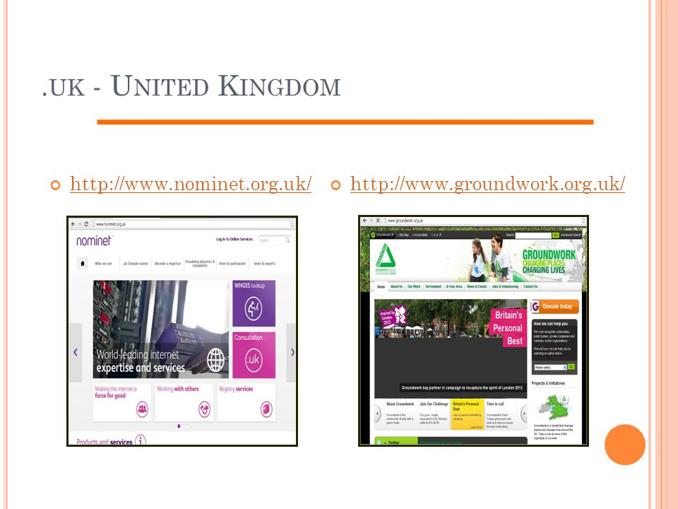 .uk - United Kingdom http://www.nominet.org.uk/
