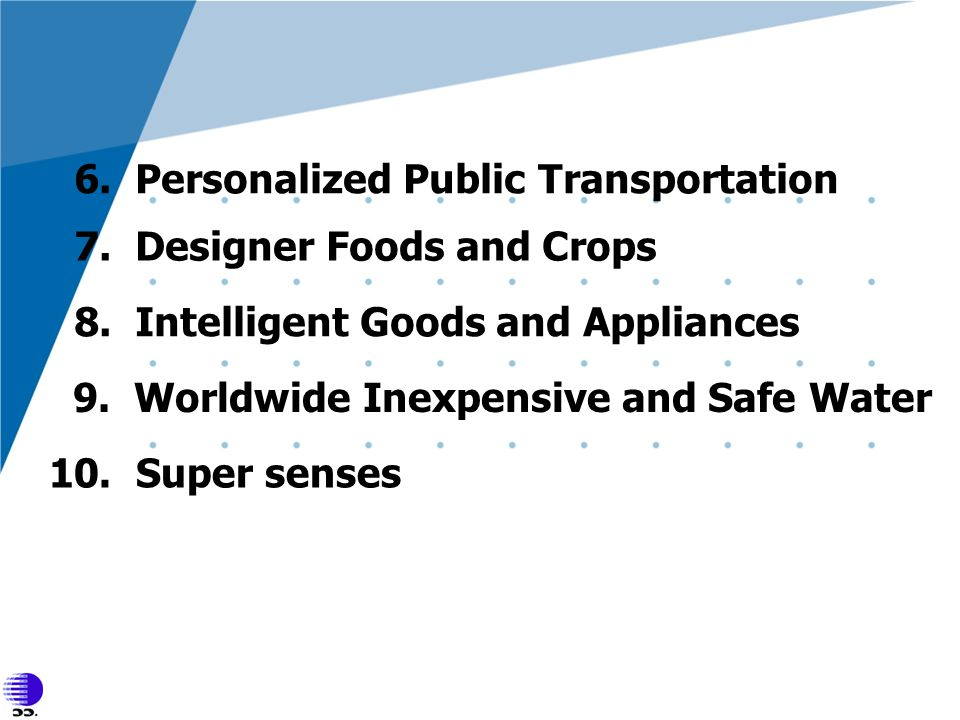 6. Personalized Public Transportation