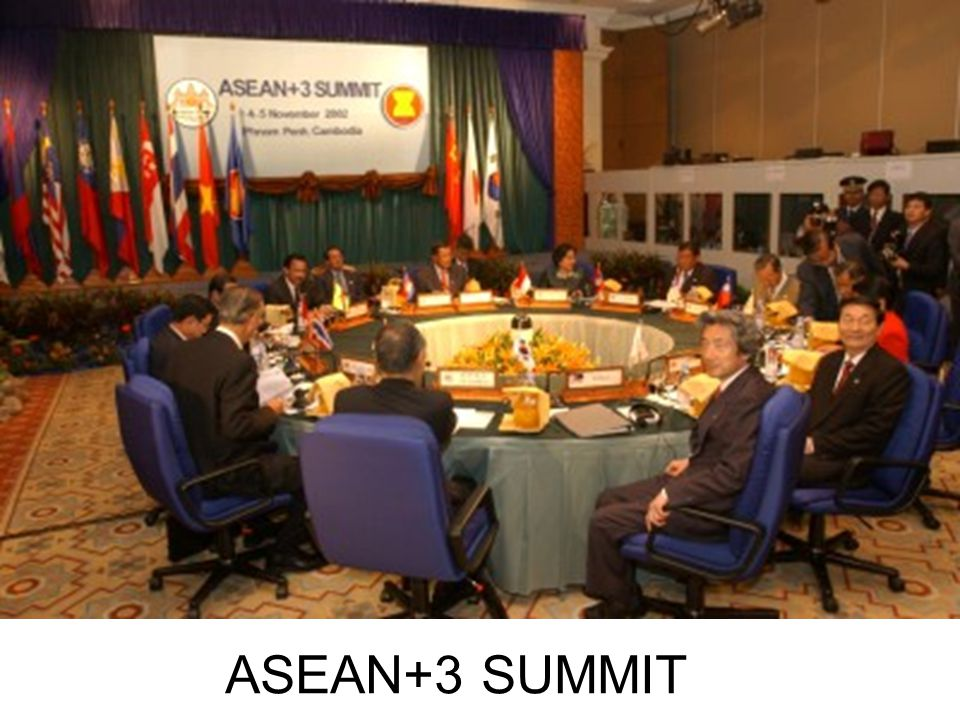 ASEAN+3 SUMMIT