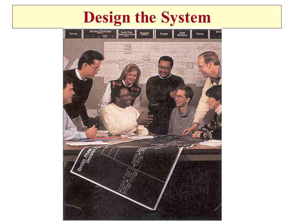 Design the System