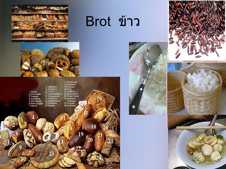 Brot ข้าว