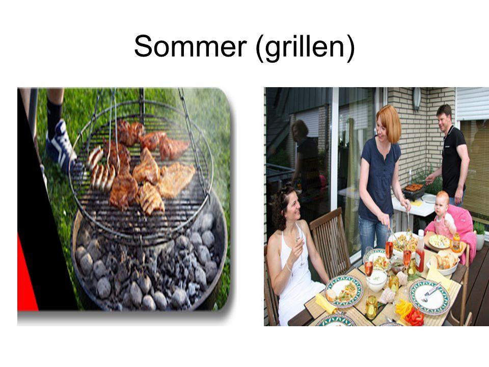 Sommer (grillen)