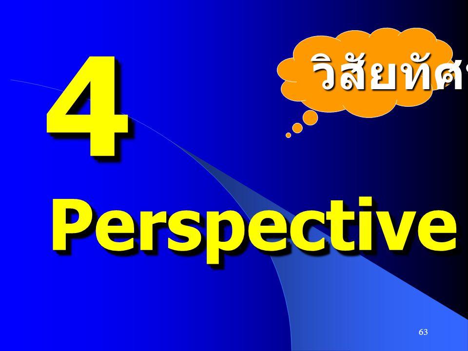 4 วิสัยทัศน์ Perspective