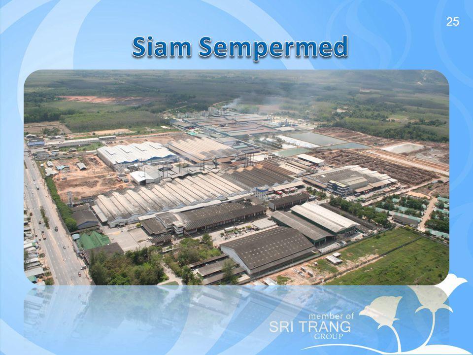 25 Siam Sempermed