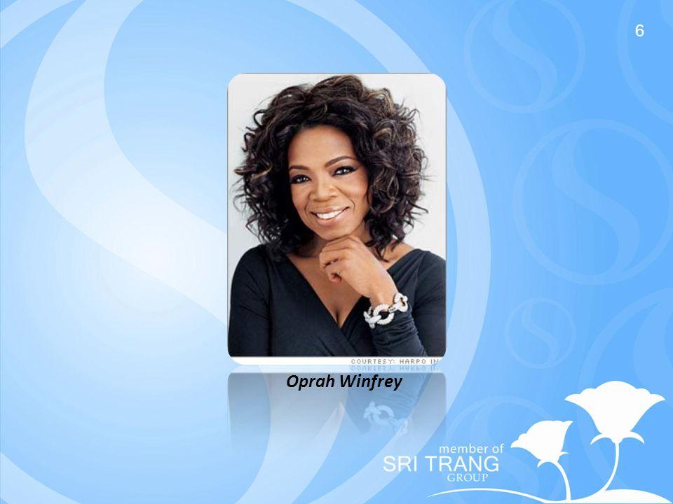 6 Oprah Winfrey