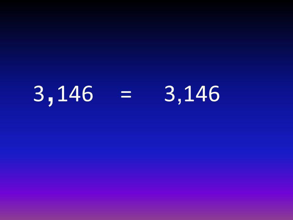 3,146 = 3,146