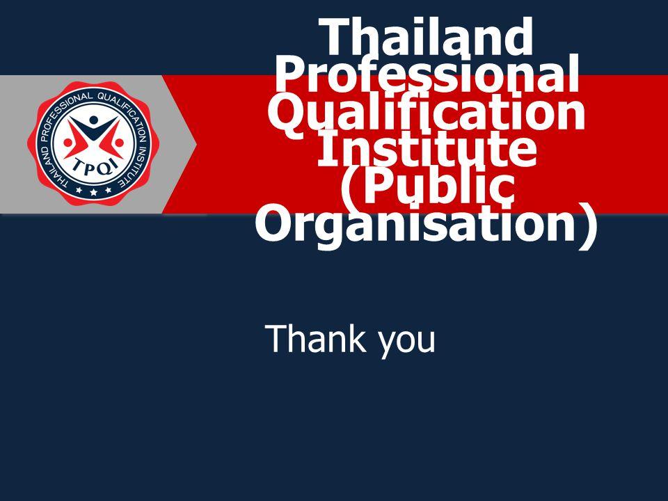 Thailand Professional Qualification Institute (Public Organisation)