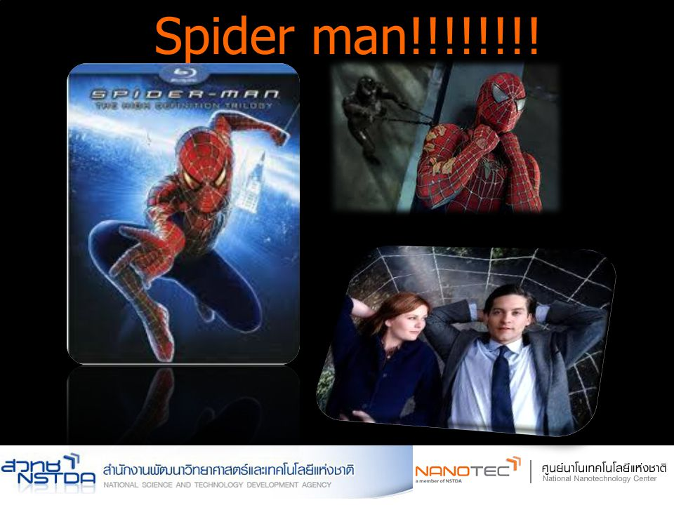 Spider man!!!!!!!!