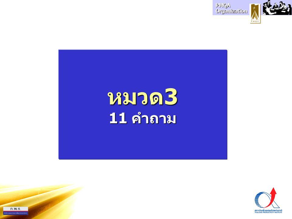 หมวด3 11 คำถาม