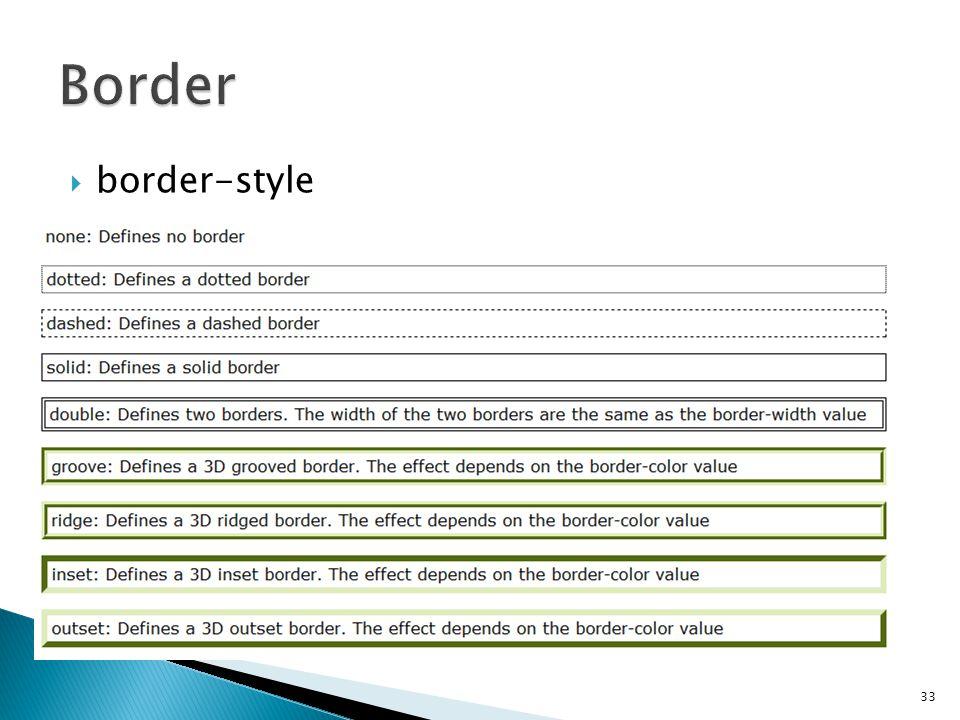 Border border-style