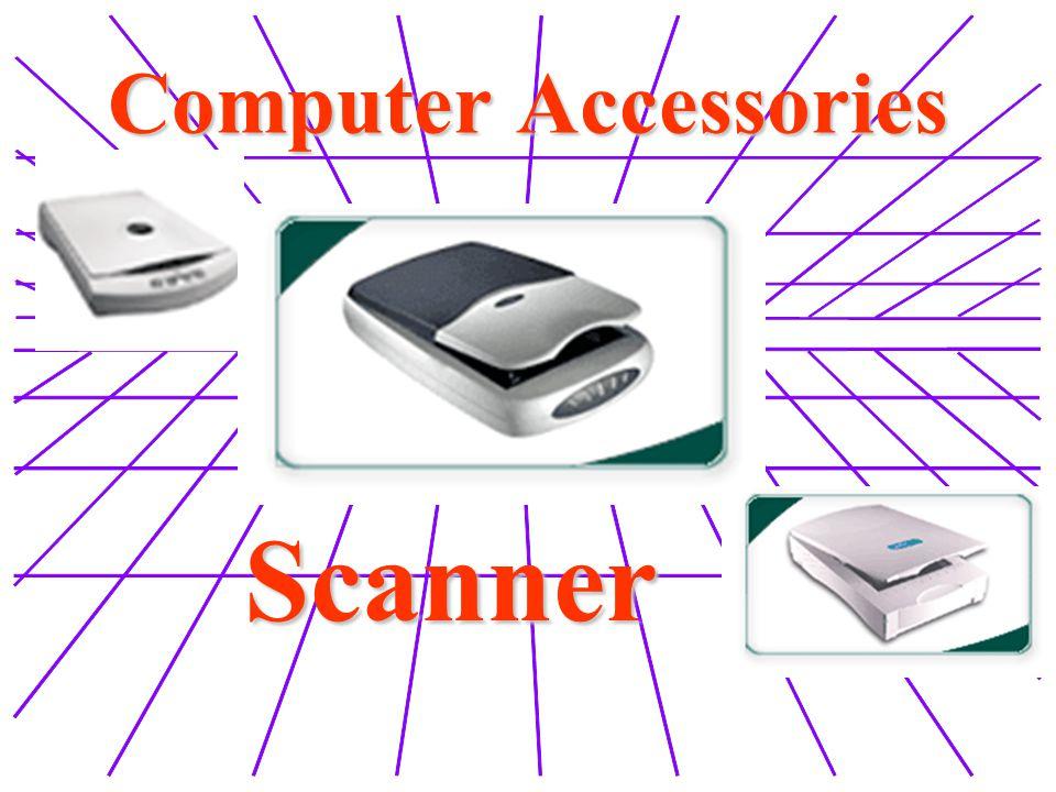 Computer Accessories Scanner