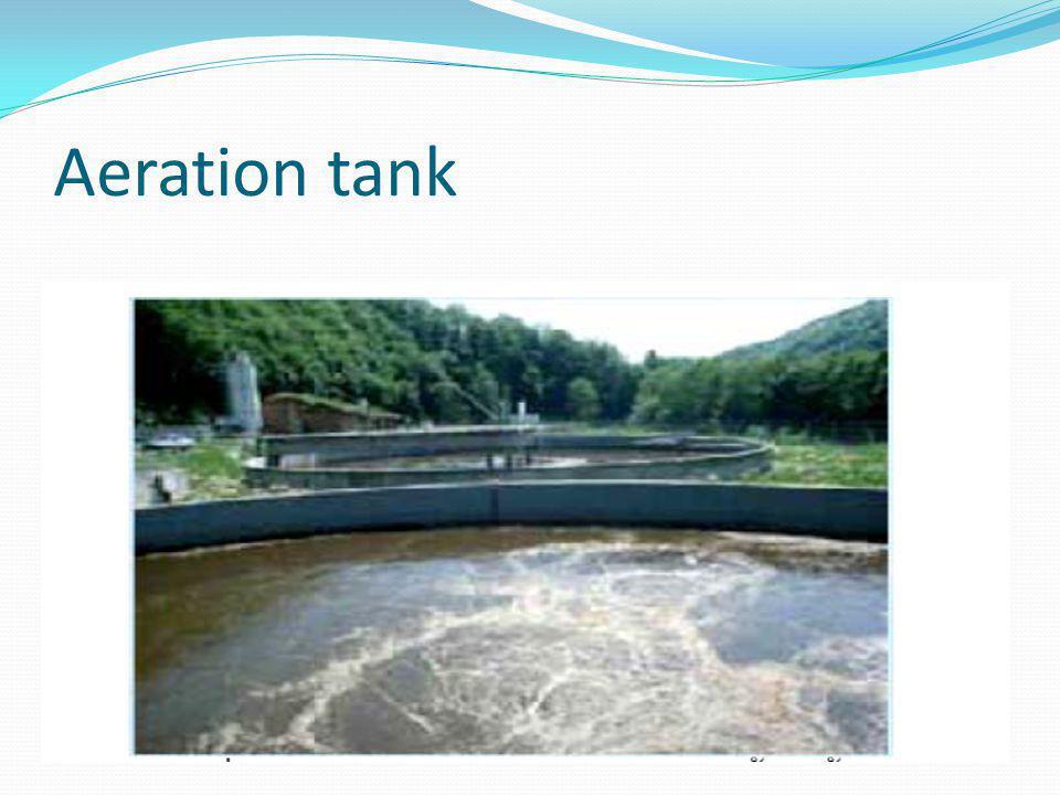 Aeration tank