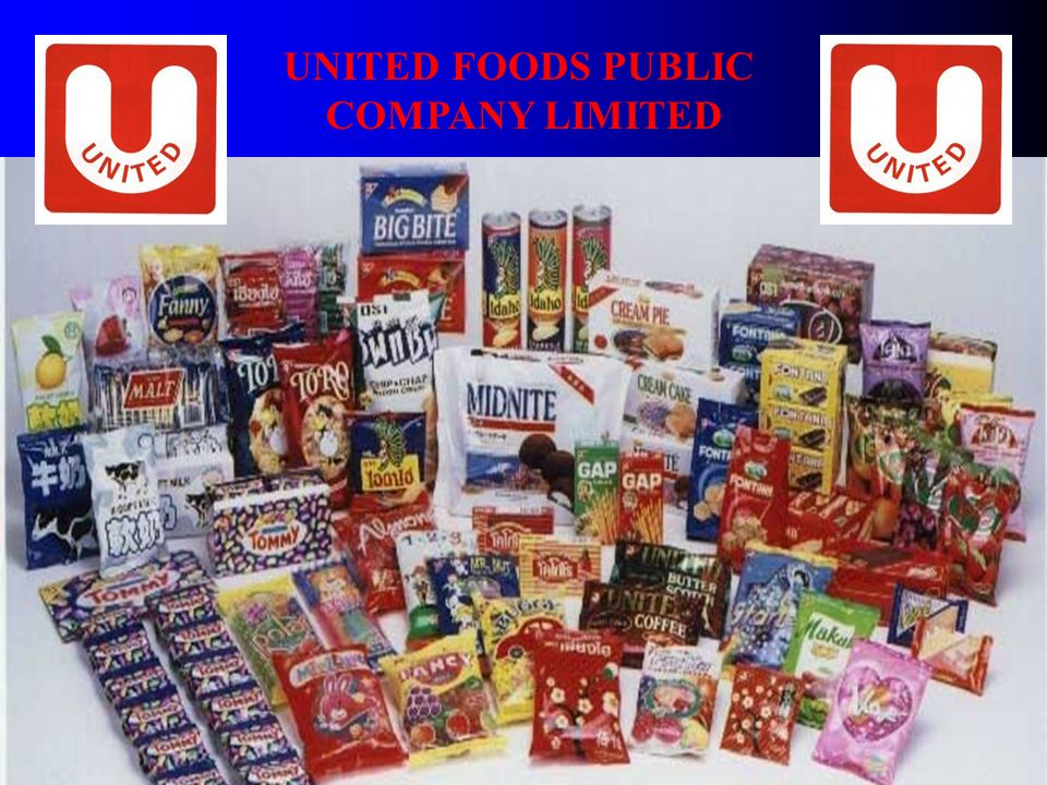 UNITED FOODS PUBLIC COMPANY LIMITED