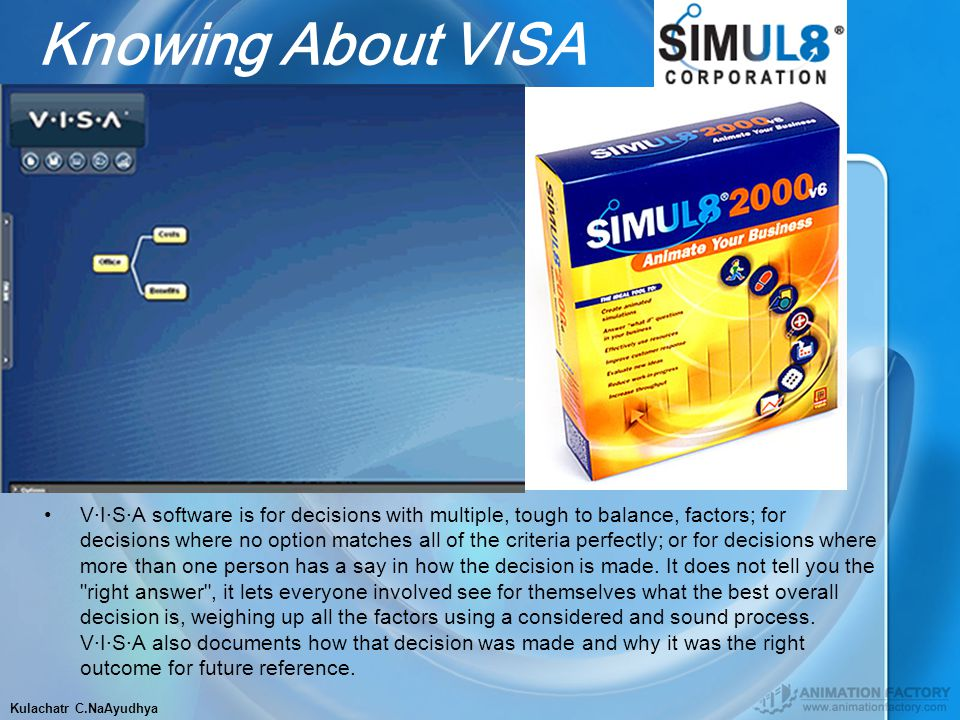 Knowing About VISA