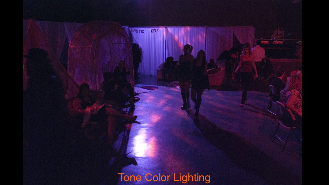 Tone Color Lighting