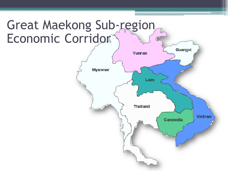 Great Maekong Sub-region Economic Corridor