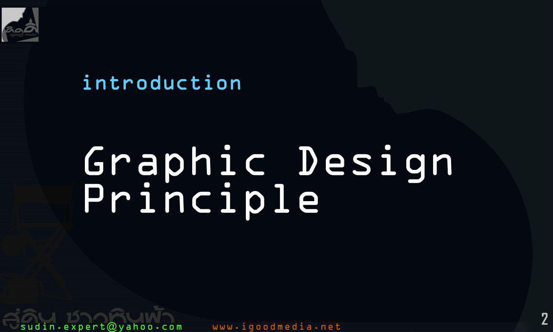 Graphic Design Principle