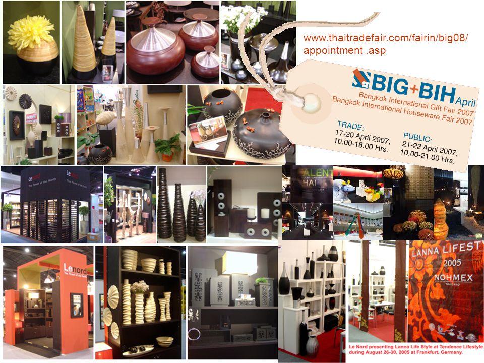 www.thaitradefair.com/fairin/big08/ appointment .asp