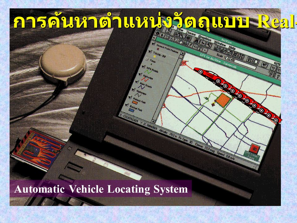 Automatic Vehicle Locating System