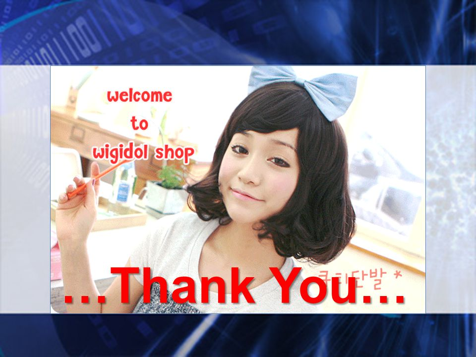 …Thank You…