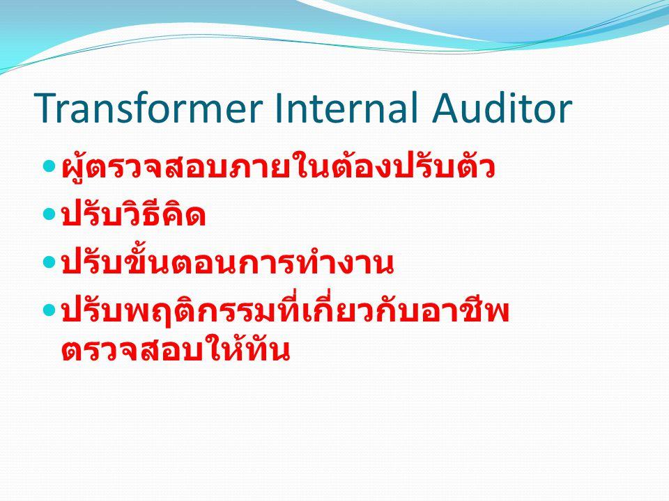 Transformer Internal Auditor