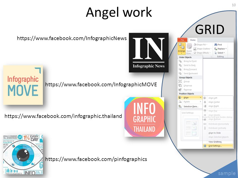 Angel work GRID https://www.facebook.com/InfographicNews