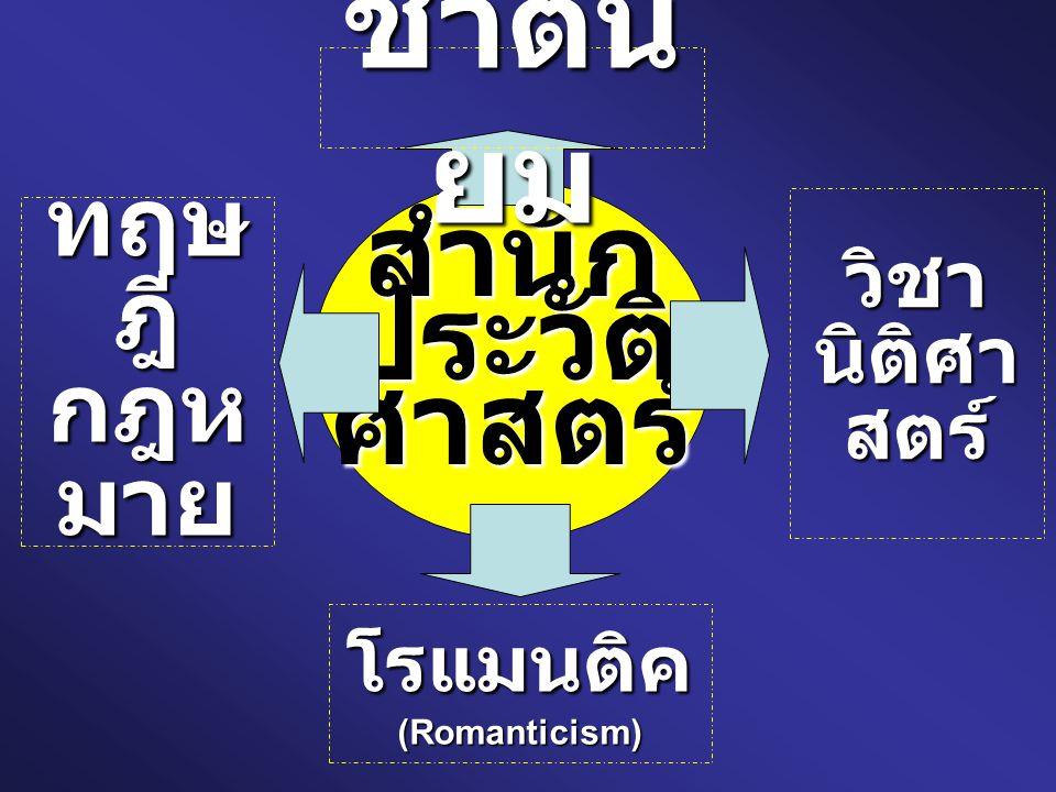 โรแมนติค (Romanticism)