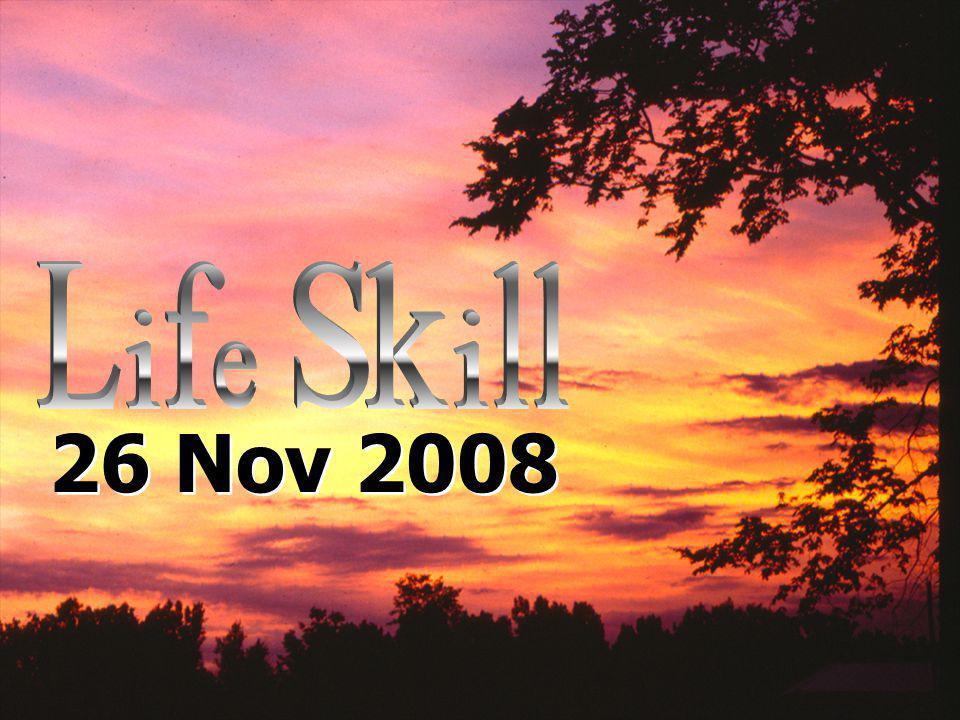 L f S k l l i i e 26 Nov 2008