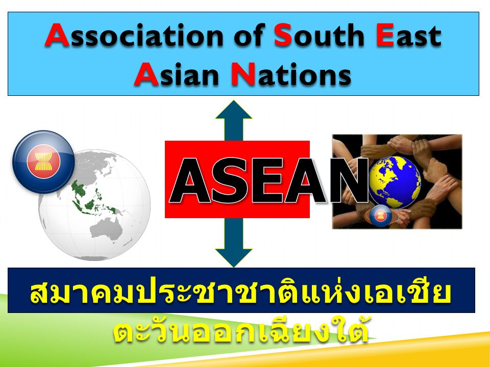 ASEAN Association of South East Asian Nations