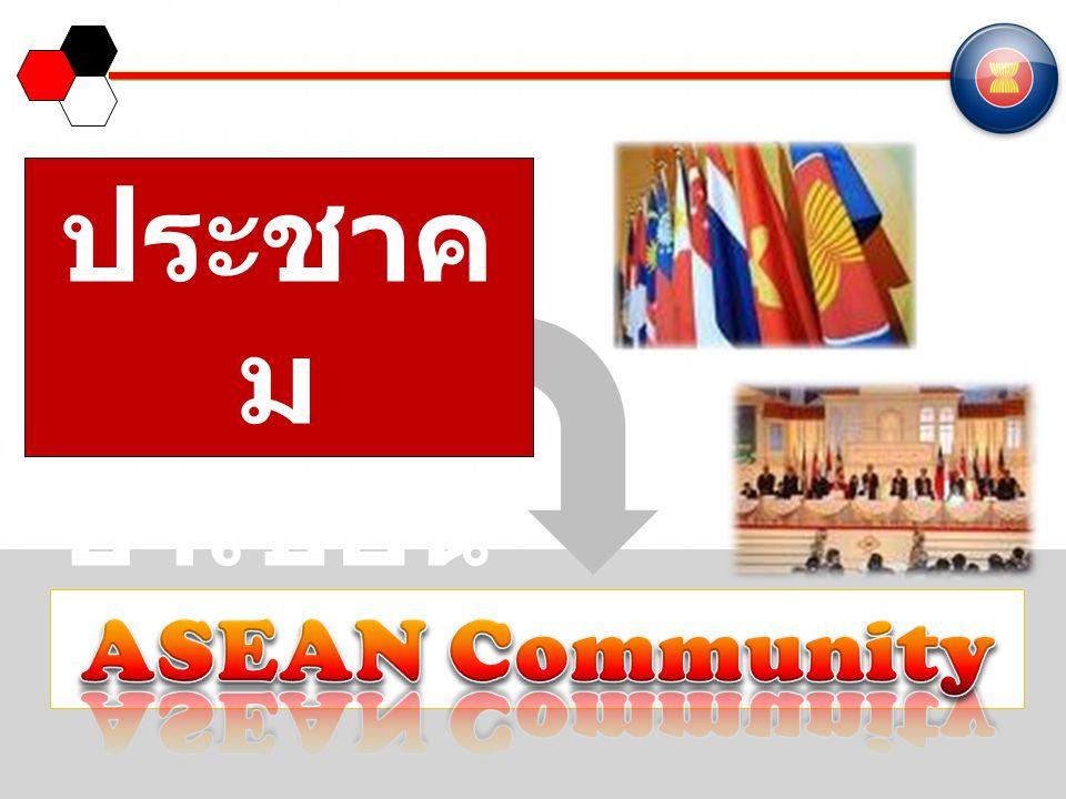 ประชาคม อาเซียน ASEAN Community