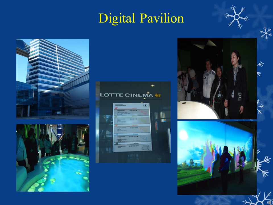 Digital Pavilion