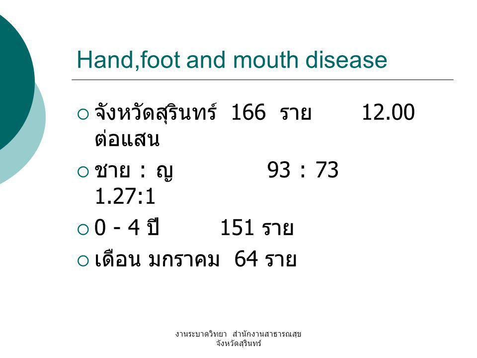 Hand,foot and mouth disease