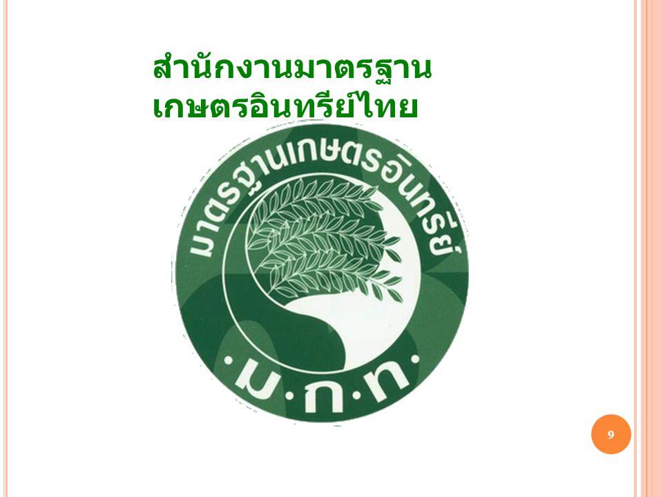 สำนักงานมาตรฐานเกษตรอินทรีย์ไทย