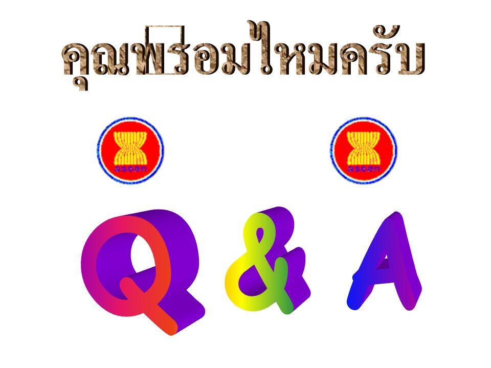 คุณพร้อมไหมครับ Q & A