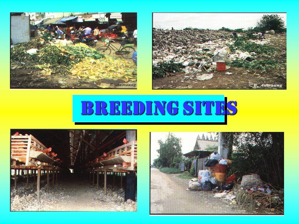 Breeding Sites
