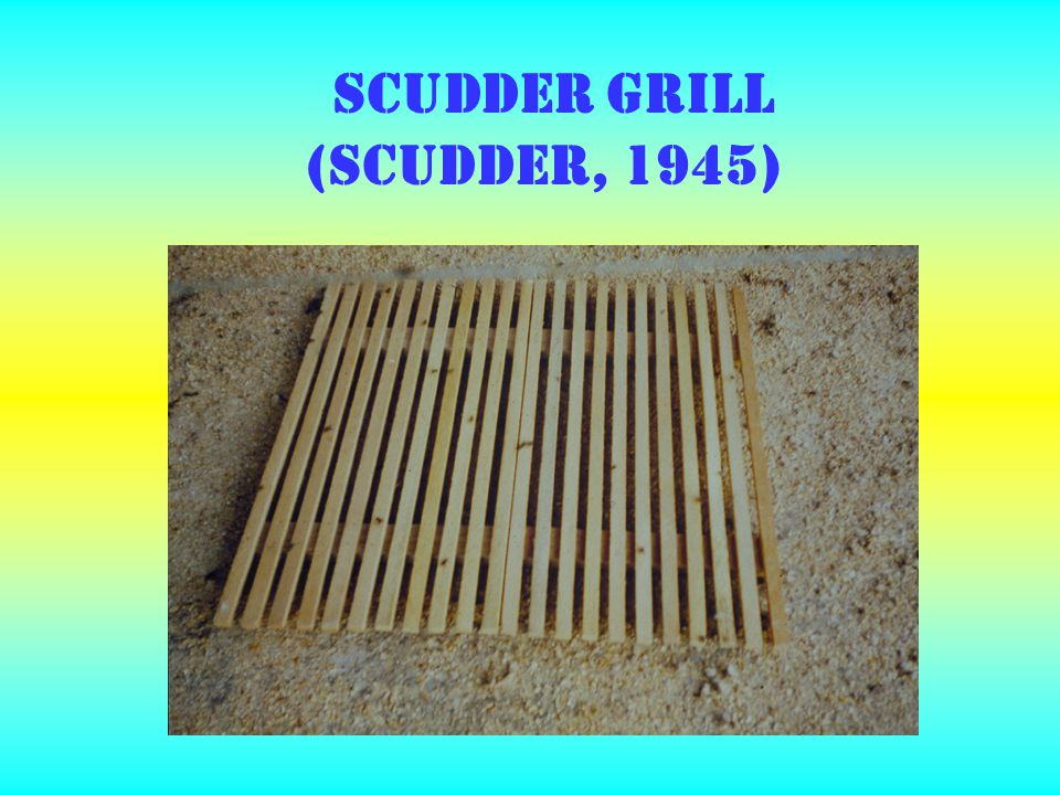 Scudder Grill (Scudder, 1945)