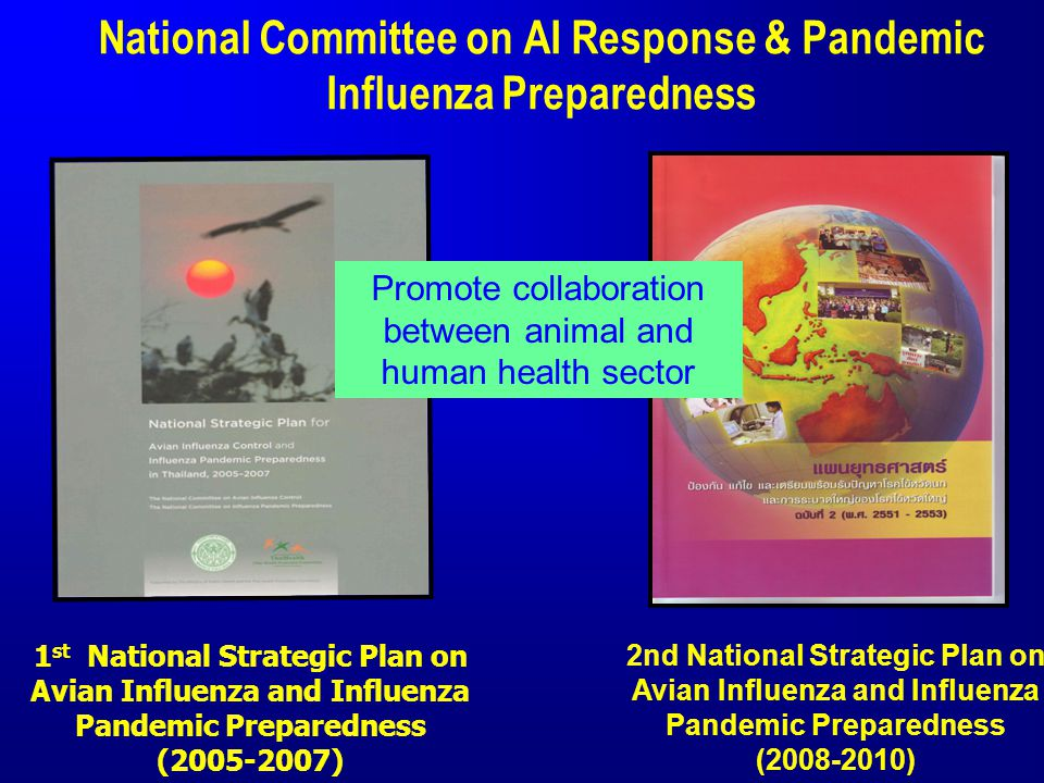 National Committee on AI Response & Pandemic Influenza Preparedness