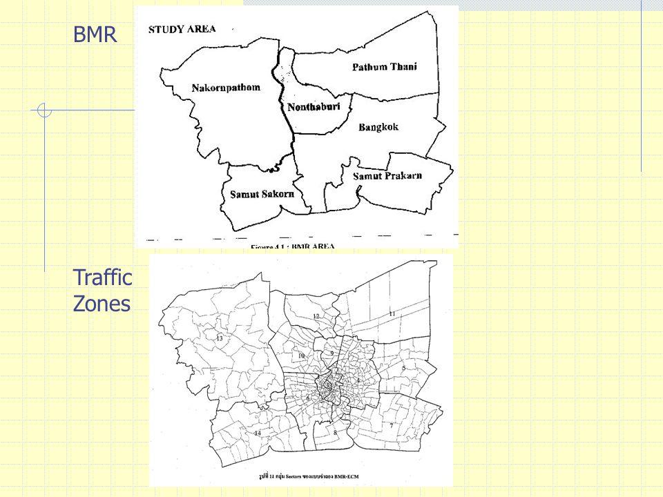 BMR Traffic Zones