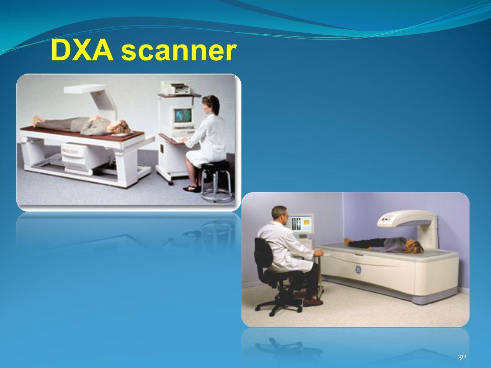 DXA scanner
