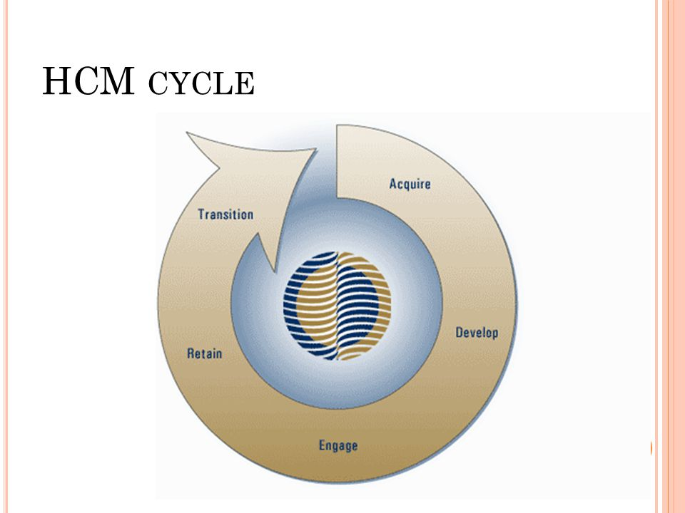 HCM cycle