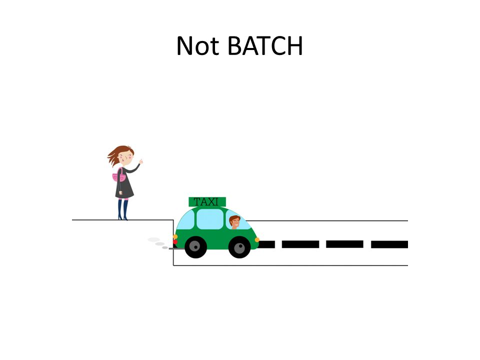 Not BATCH
