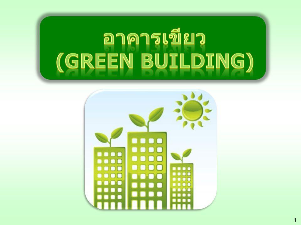 อาคารเขียว (Green Building)