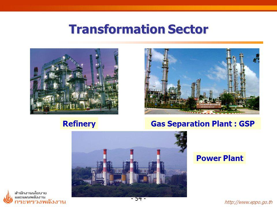Transformation Sector