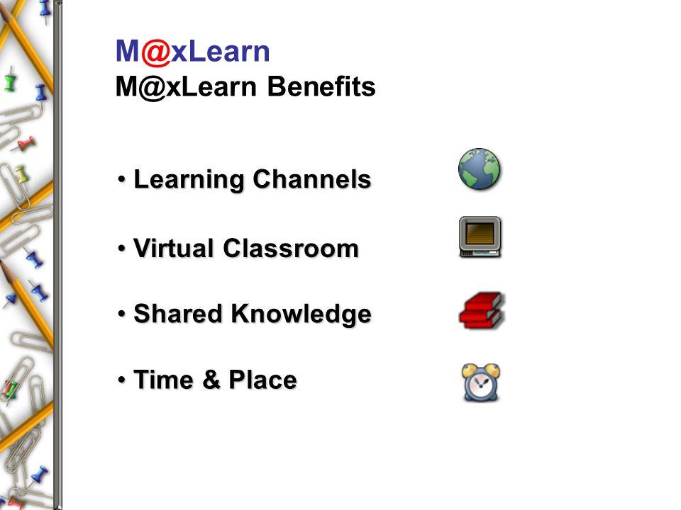 M@xLearn M@xLearn Benefits