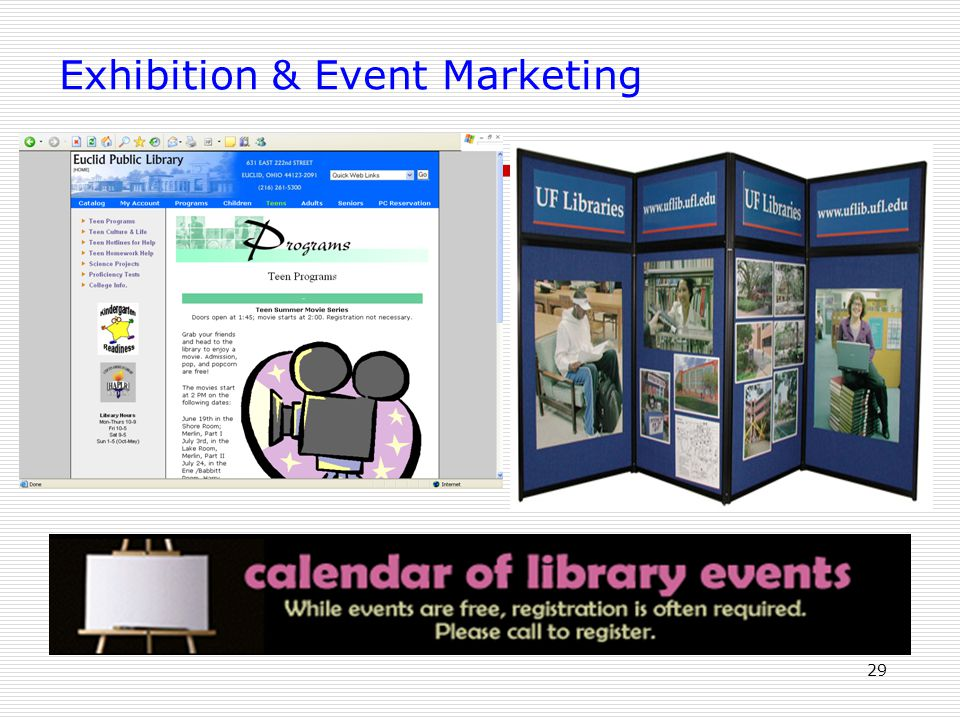 Exhibition & Event Marketing