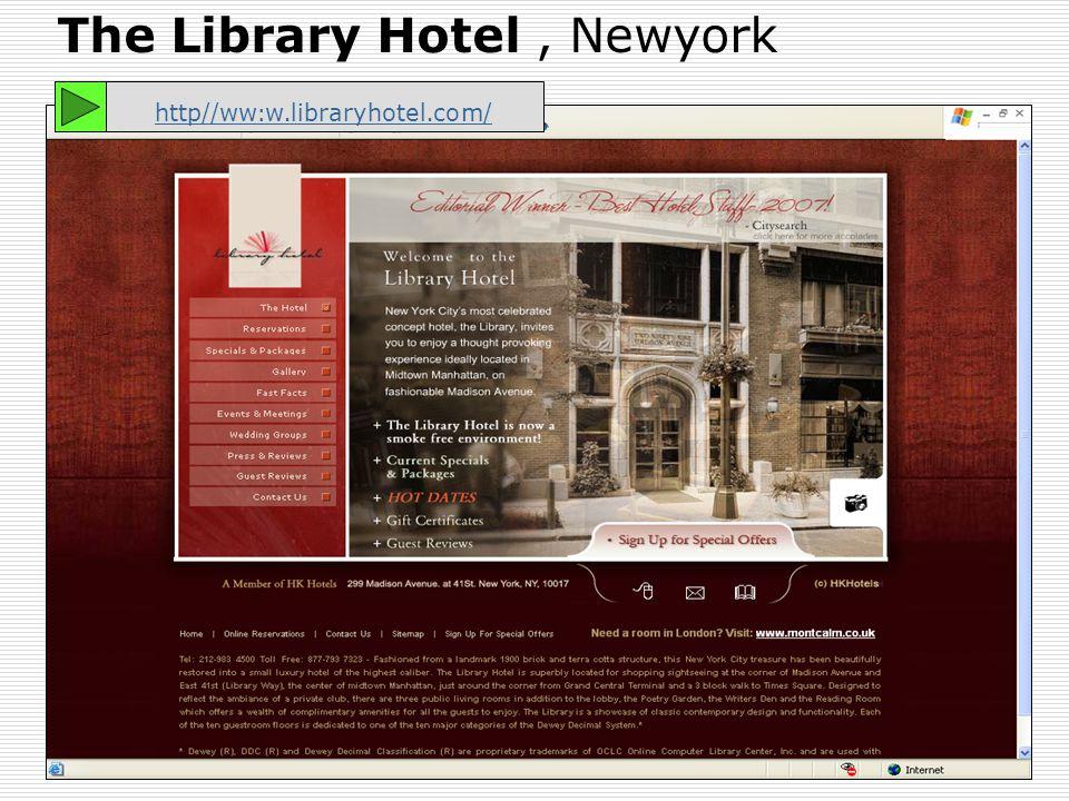 http//ww:w.libraryhotel.com/