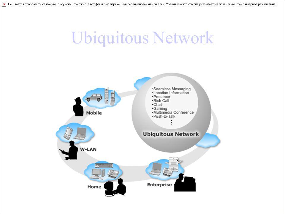 Ubiquitous Network