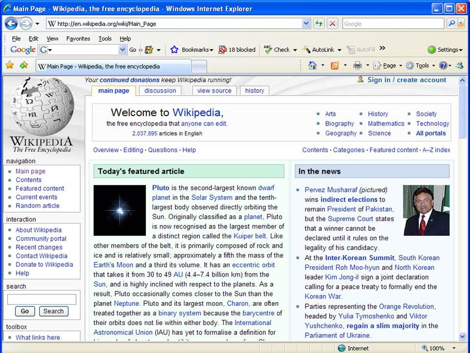 Wikrpedia