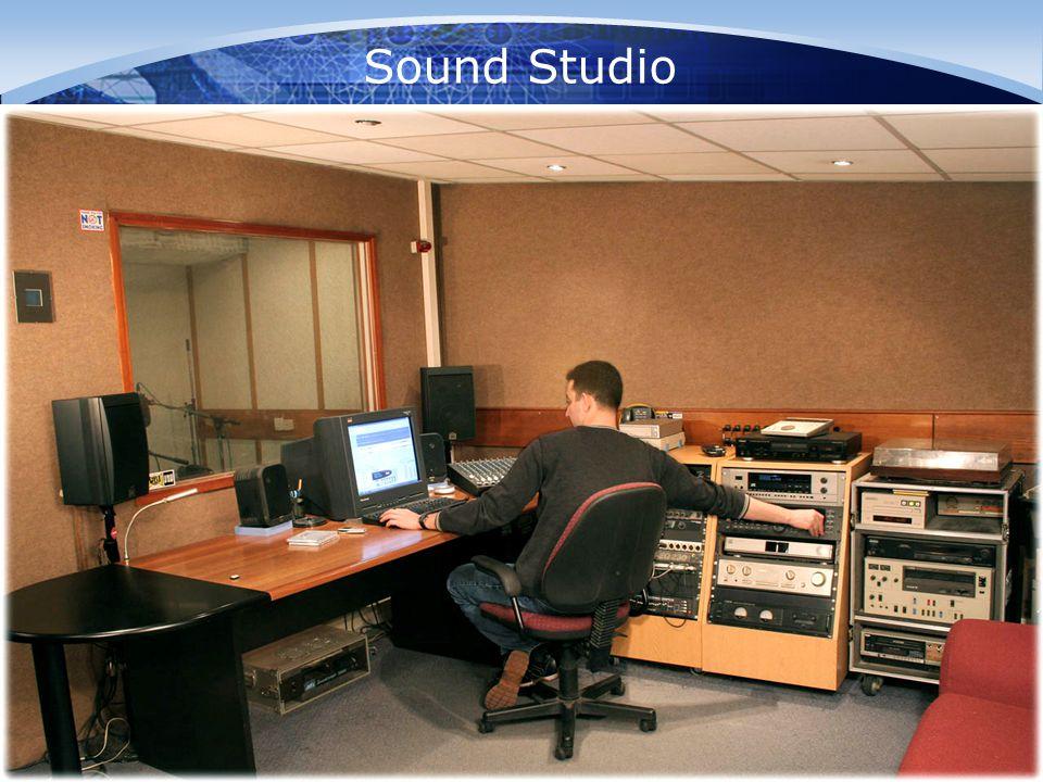 Sound Studio