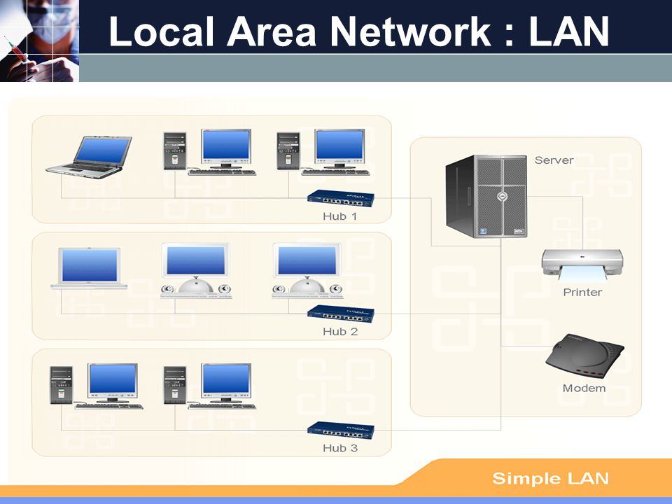 Local Area Network : LAN